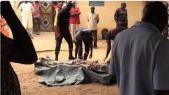 Scène de meurtre au Sénégal