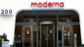 Moderna - Laboratoire - Covid-19