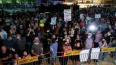 Tel Aviv - Coronavirus - Manifestation