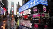 Times Square - Coronavirus