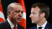 Erdogan - Macron
