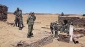 Soldats marocains
