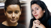 De g à d: Zakia Khattabi et Meryame Kitir