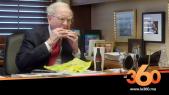 Cover Warren Buffet