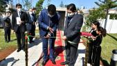 Ambassade de Zambie au Maroc, inauguration