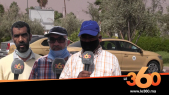 Cover_Vidéo: تاكسيات مطار مراكش وجها لوجه أمام الأزمة