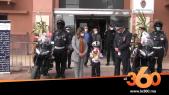 Cover_Vidéo: الطفلة حفصة في ضيافة ولاية أمن مراكش