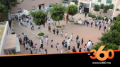 cover vidéo :Le360.ma •هذه أجواء انطلاق التعليم الحضوري بالدارالبيضاء