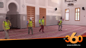 Cover_Vidéo: هكذا تستعد مساجد الدارالبيضاء لإقامة صلاة الجمعة