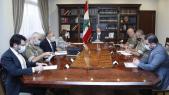 Négociations Israël - Liban
