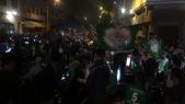 Fans du Raja à Derb Sultan