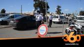 cover vidéo :Le360.ma •أمن البيضاء يشدد المراقبة بمداخل ومخارج المدينة