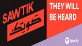 "Lancement de ""Sawtik"" par Spotify"