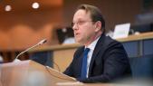 Olivér Várhelyi, commissaire européen chargé du Voisinage et de l'Elargissement