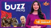 """cover vidéo :Le360.ma •Buzz Mag. (Ep18): """"أكاذيب البوليساريو/ اختفاء تبون""""/ خلاف تامر حسني وبسمة"""