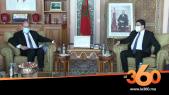 Cover Vidéo - La France dit respecter l'islam et appelle le Maroc à l'aider pour combattre le terrorisme