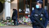 Collège de l'enseignant décapité en France