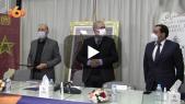 cover vidéo :Le360.ma •بحضور والي جهة مراكش أسفي ،عرض آليات شركة النظافة الجديدة بمراكش