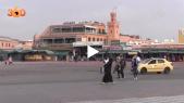 cover La place Jemaâ El Fna accueille les pigeons