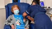 Margaret Keenan - Royaume-Uni - Vaccin - Pfizer BioNTech