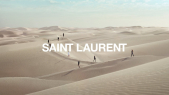 """""""I wish you were here"""", la collection printemps-été 2021 de Saint Laurent"""