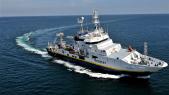 navire océanographique