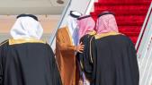 MBS et Emir du Qatar