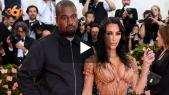 Cover Le divorce Kanye West et Kim Kardashian
