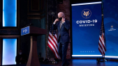 Biden, discours Covid-19