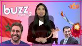 Cover : Buzz Mag. S2 :العثماني واللقاح/ سعد لمجرد والصحافة/ يوتوبر أمريكي واللهجة المغربية