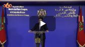 """Cover_Vidéo: Sahara marocain: """"Une partie de l'Europe doit sortir de son confort"""""""