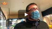 Cover. Micro-trottoir : Couvre-feu et vaccin ne font pas l'unanimité en France