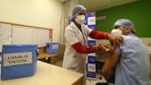 Vaccination en Inde