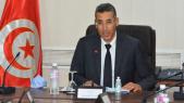 Le ministre tunisien de l'Intérieur, Taoufik Charfeddine