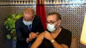 Roi Mohammed VI - Vaccin