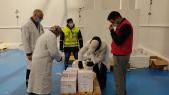 Vaccins AstraZeneca - Casablanca - Régie Autonome des Frigorifiques - RAFC -