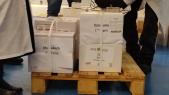 À la RAFC, lors de la première distribution du vaccin d'AstraZenaca (Photo 4)
