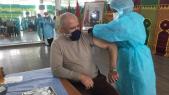 Lancement de la campagne de vaccinations au niveau de la préfecture de police de Casablanca