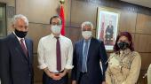 ANME - Othman El Ferdaous - Rencontre Rabat - Médias -