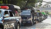 Birmanie - Coup d'Etat