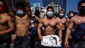 Birmanie - Coup d'Etat - Manifestations