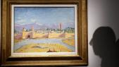 «Tour de la mosquée Koutoubia», tableau de Winston Churchill