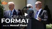 Cover : Grand Format l Vidéo exclusive. L'interview-vérité de Dr Moncef Slaoui