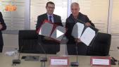 Cover_Vidéo: التجاري وفا بنك وغرفة التجارة والصناعة والخدمات بالشرق يوقعان اتفاقية ثنائية