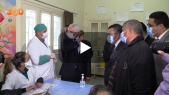 Cover_Vidéo: وزير الصحة يتفقد مراكز التلقيح بإقليمي بولمان وصفرو