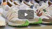 Cover Vidéo - Le Maroc n'en finit plus d'inspirer la marque de baskets New Balance