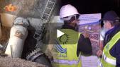 Cover Vidéo - Lydec: Travaux de déviation des réseaux d'eau potable