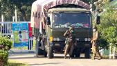 Birmanie - coup d'Etat - Rangoon