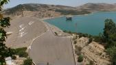 Barrage Oued Makhazine