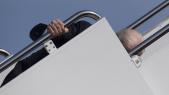 Joe Biden - Chute Air Force One